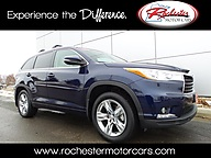 2015 Toyota Highlander Limited Customized Rochester MN