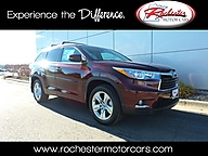2016 Toyota Highlander Limited Customized Rochester MN