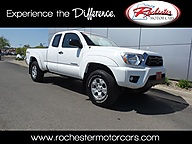 2015 Toyota Tacoma 4WD V6 TRD Off-Road Backup Camera Bluetooth Rochester MN