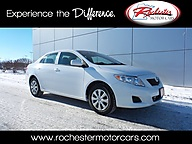 2010 Toyota Corolla LE Keyless Entry Auxiliary Input Rochester MN