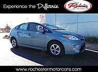 2015 Toyota Prius Two Rochester MN