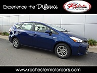 2016 Toyota Prius v Two Rochester MN