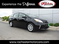 2014 Toyota Prius v Two Backup Camera Bluetooth Rochester MN