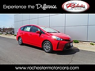 2015 Toyota Prius v Two Rochester MN