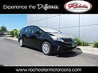 2012 Toyota Prius v Three Navigation Backup Camera Bluetooth Rochester MN