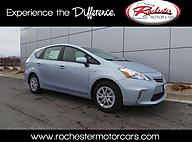 2014 Toyota Prius v Two Rochester MN