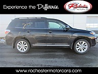 2012 Toyota Highlander Hybrid AWD Leather DVD Navigation Rochester MN