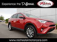 2016 Toyota RAV4 Limited Customized Rochester MN