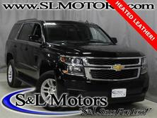 Chevrolet Tahoe Heated Leather Seats 2015