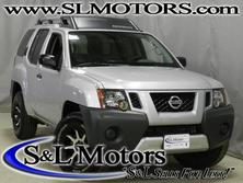 Nissan Xterra X 2014