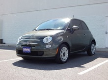 2014 Fiat 500 Pop Weslaco TX