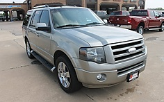 2008 Ford Expedition Limited Paris TX