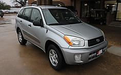 2003 Toyota RAV4 Base Paris TX
