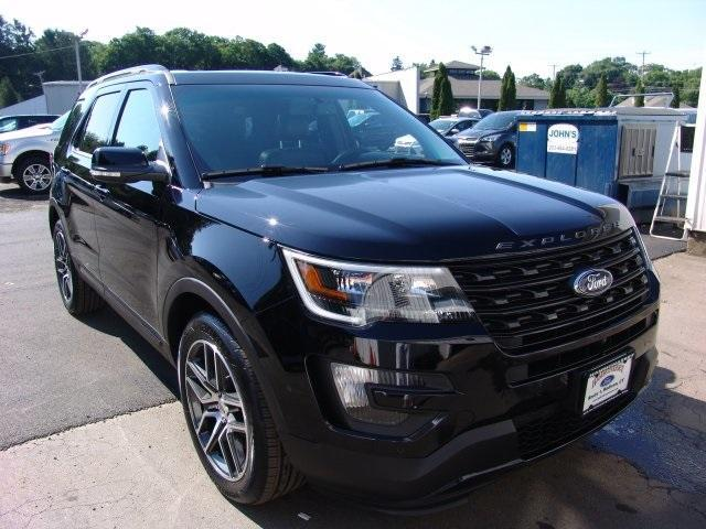 2016 ford explorer sport for sale near new havenct 10164247. Black Bedroom Furniture Sets. Home Design Ideas