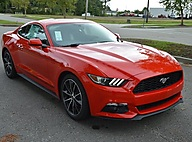 2016 Ford Mustang EcoBoost Myrtle Beach SC