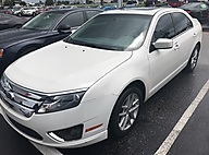 2012 Ford Fusion SEL Myrtle Beach SC