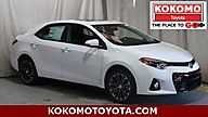 2016 Toyota Corolla S Plus Kokomo IN