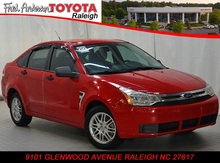 2008 Ford Focus SE Raleigh NC