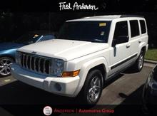 2007 Jeep Commander Sport Raleigh NC