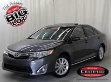 2013 Toyota Camry XLE Raleigh NC