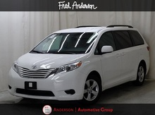 2015 Toyota Sienna LE Raleigh NC
