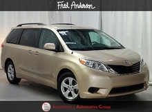 2014 Toyota Sienna LE Raleigh NC