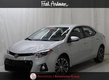 2014 Toyota Corolla S Raleigh NC