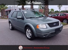 2007 Ford Freestyle Limited Charleston SC