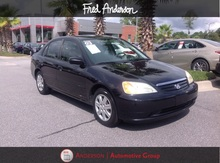 2003 Honda Civic EX Charleston SC