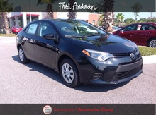 2015 Toyota Corolla L Charleston SC