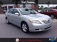 2007 Toyota Camry LE Raleigh NC