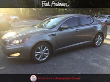 2012 Kia Optima EX Charleston SC