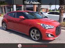 2013 Hyundai Veloster Turbo Charleston SC