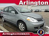 2009 Nissan Versa 1.8 S Arlington Heights IL
