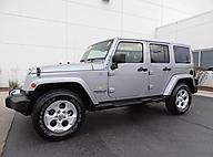 2014 Jeep Wrangler Unlimited Sahara Naperville IL