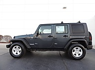 2008 Jeep Wrangler Unlimited X Naperville IL