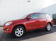 2011 Toyota RAV4 Limited Naperville IL