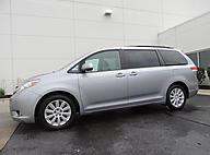 2012 Toyota Sienna Limited Naperville IL