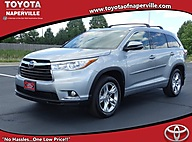 2015 Toyota Highlander Limited Platinum Naperville IL