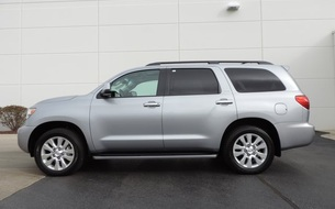 Toyota Sequoia Platinum DEMO 2014