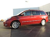 2009 Toyota Sienna Limited Naperville IL