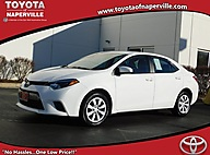 2015 Toyota Corolla LE Naperville IL