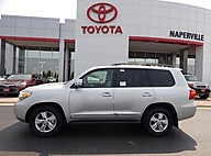 2014 Toyota Land Cruiser Base Naperville IL