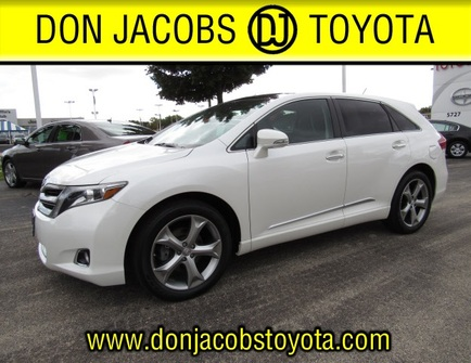 Toyota Venza Limited 2013