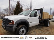 2007 Ford F-550SD XL Mooresville NC