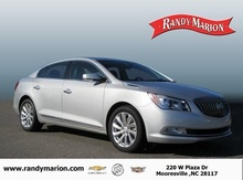 2014 Buick LaCrosse Leather Group Mooresville NC