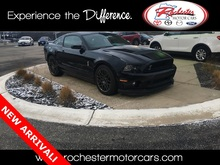 2014 Ford Mustang Shelby GT500 Track Package, Navigation, Recaro Seats Rochester MN
