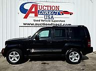 2012 Jeep Liberty Limited Raleigh