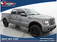 2011 Ford F-150 FX4 Raleigh