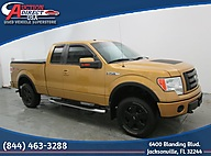 2009 Ford F-150 FX4 Raleigh